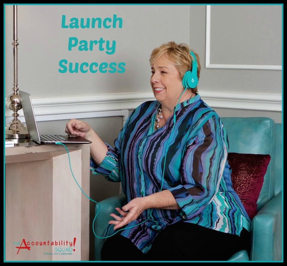 Launch Party Success