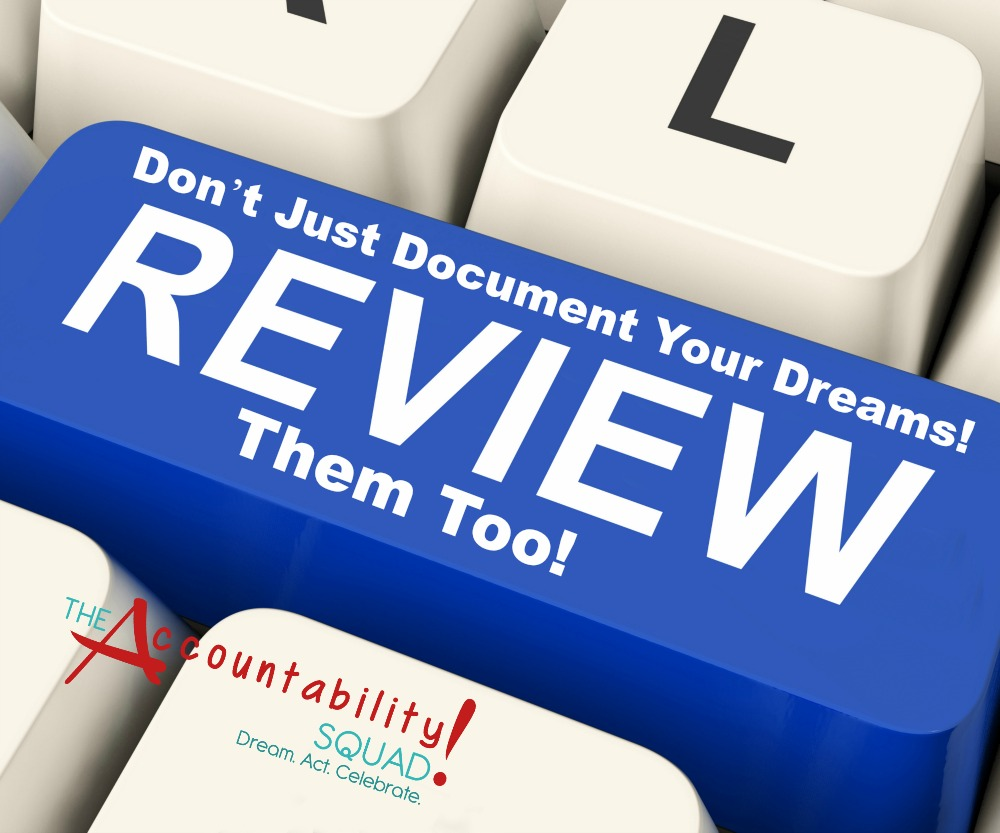 Review Your Dreams